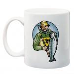 Порцеланова чаша - Най - добрия Рибар