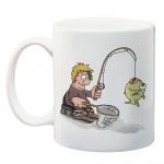 Порцеланова чаша  - Рибар